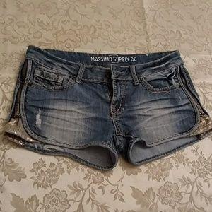 Mossimo Supply Co denim shorts
